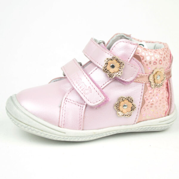 Bella Memo első lépés cipő kislányoknak