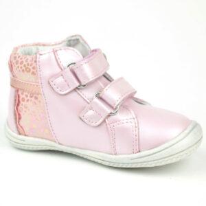 Bella Memo első lépés cipő rózsaszínű