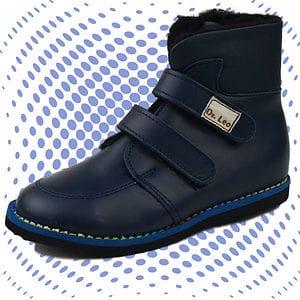 dr Leo téli cipő